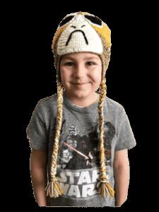 Adult Yoda hat - Stitch11 | 300x225