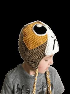 65c373bbece Free Star Wars Porg Hat Crochet Pattern