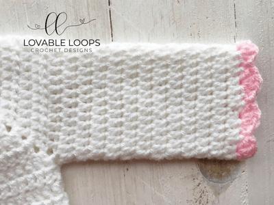 free cardigan crochet pattern