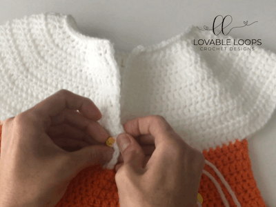 free candy corn dress crochet pattern