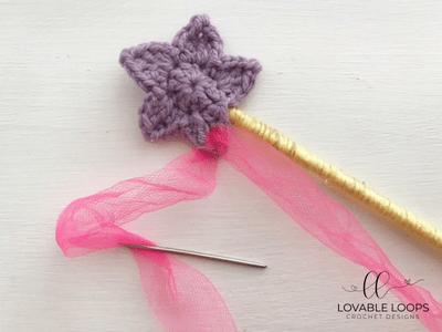 free fairy costume crochet pattern