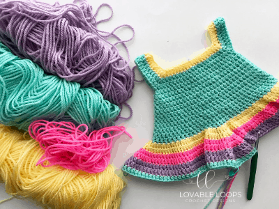 Free Fairy Dress Costume Crochet Pattern Crochet Baby
