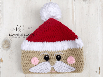 Free Santa Beanie Crochet Pattern Santa Hat Crochet Pattern All