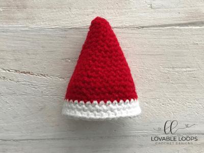 free elf on shelf crochet pattern