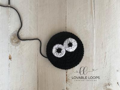 Free Spider Amigurumi Crochet Pattern