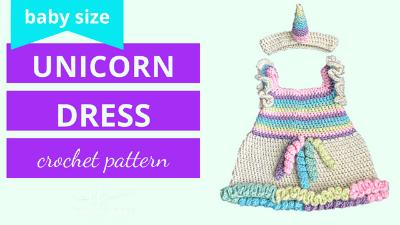 how to make a unicorn dress