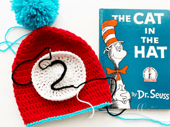 thing 1 & 2 hats crochet beanie crochet pattern free