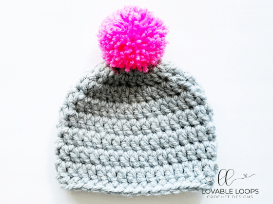 super bulky crochet hat pattern free