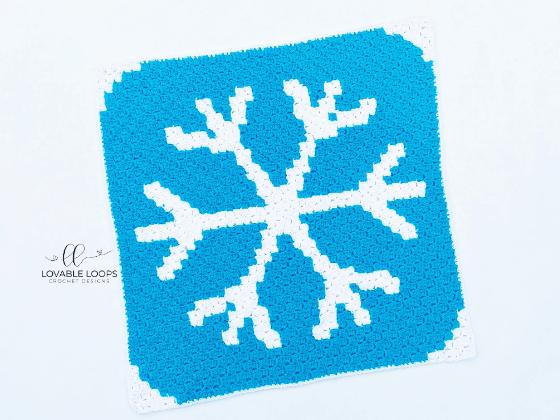four seasons winter spring summer fall c2c blanket free crochet pattern