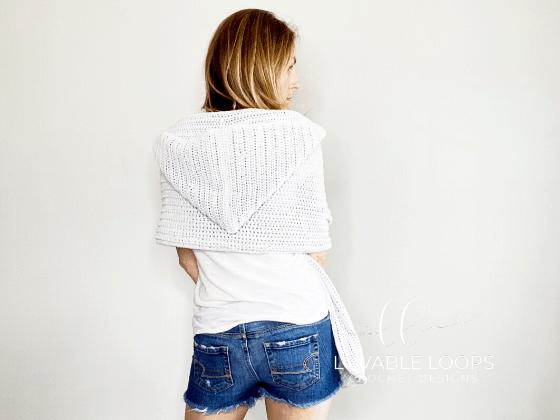fireside shawl crochet shawl free pattern