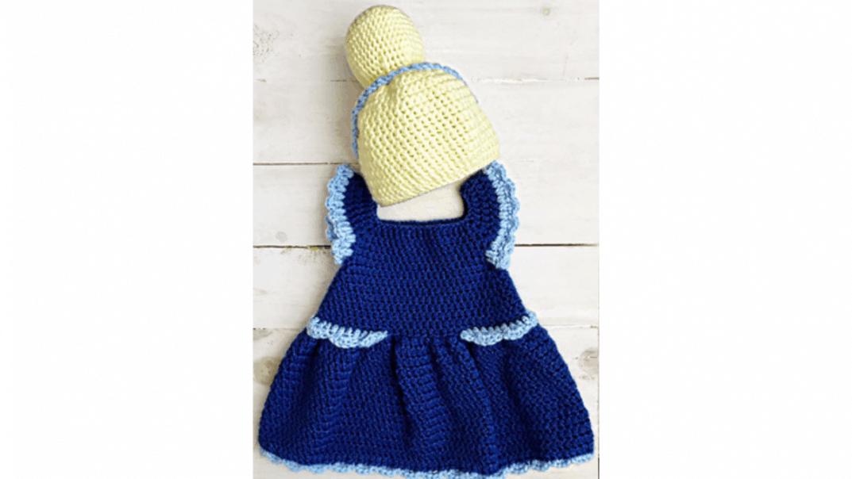 cinderella crochet pattern