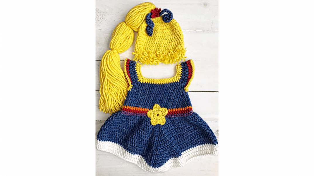 rainbow brite crochet pattern