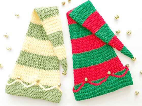 elf hat crochet beanie crochet pattern free