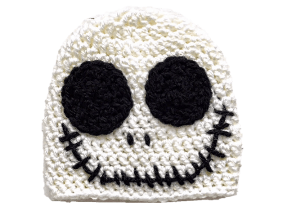 skeleton hat crochet pattern free