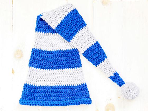 hanukkah hat crochet pattern free