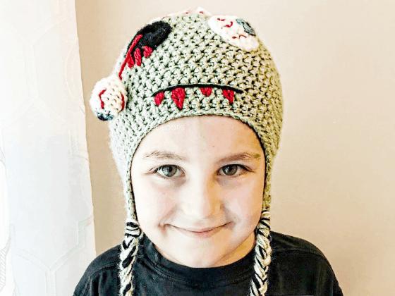 zombie hat crochet pattern free