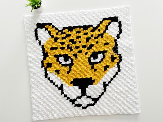 corner to corner jaguar crochet pattern